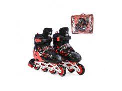 """Ролики """"Best Roller"""", размер 30-33 (черные) A25509"""