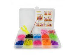 Резиночки для плетения Органайзер (480шт)