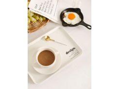 """Маленький поднос """"Завтрак в Париже"""""""