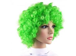 Парик Клоуна (зеленый)
