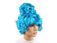 Парик Сказочной Принцессы (голубой)