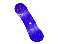 Сноуборд детский (синий) SNOWB