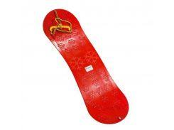 Сноуборд детский (красный) SNOWR