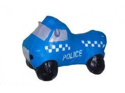 """Прыгун """"Полицейская машина"""" (синяя) BT-RJ-0036"""