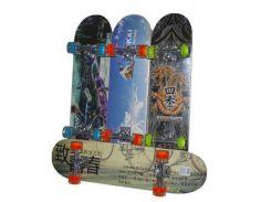 Скейт со светящимися колесами YW0182