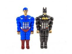 """Мобильный телефон """"Бэтмен/Супермен"""" 1009-1/2"""
