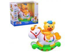 """Интерактивная игрушка """"Медвежонок и лошадка"""" 7481"""