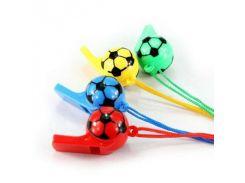 Свисток футбольный мяч