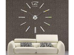 Декоративные часы Woow white D=1м