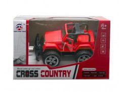 """Машинка на радиоуправлении """"Jeep Wrangler"""" (красная) 600A-1"""