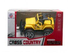 """Машинка на радиоуправлении """"Jeep Wrangler"""" (желтая) 600A-1"""