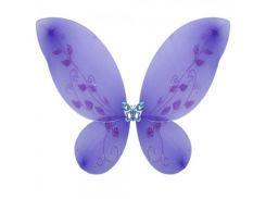 Крылья Бабочки средние (фиолетовые) 40х40см