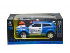 """Машинка на радиоуправлении """"Полицейский Range Rover"""" (синяя) 6138K"""