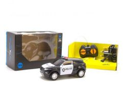"""Машинка на радиоуправлении """"Полицейский Range Rover"""" (черная) 6138K"""