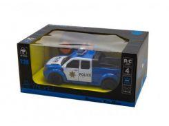"""Машинка на радиоуправлении """"Полицейский пикап"""" (синяя) 6147H"""