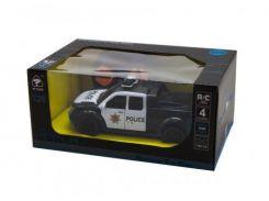 """Машинка на радиоуправлении """"Полицейский пикап"""" (черная) 6147H"""