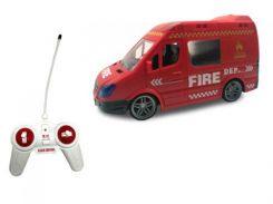 Машина р/у батар 368-5/7/8 Пожарный автомобиль.