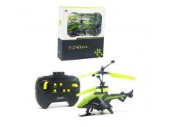 """Вертолет 2 в 1 """"Predator"""" (зеленый) CH123"""