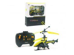 "Вертолет 2 в 1 ""Predator"" (желтый) CH123"