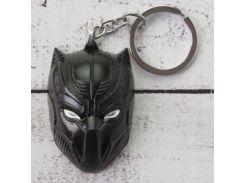 Брелок СГМ 5015 Объемный Черная Пантера (черный)