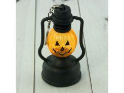 Брелок Хэллоуин лампа Тыква