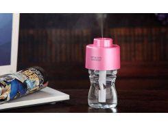 USB Увлажнитель воздуха Розовый