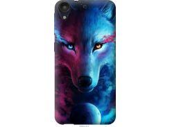 Чехол на HTC Desire 530 Арт-волк (3999u-613-22700)