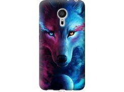 Чехол на Meizu Pro 5 Арт-волк (3999u-108-22700)