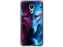 Чехол на Meizu MX5 Арт-волк (3999t-105-22700)