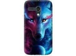 Чехол на Motorola Moto G Арт-волк (3999u-366-22700)