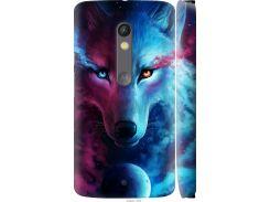 Чехол на Motorola Moto X Play Арт-волк (3999c-459-22700)