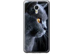 Чехол на Meizu MX6 Красивый кот (3038u-259-22700)