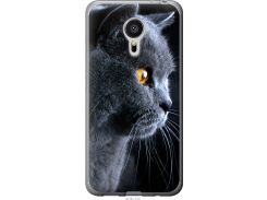 Чехол на Meizu MX5 Красивый кот (3038t-105-22700)
