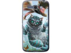 Чехол на Alcatel One Touch POP C9 Чеширский кот 2 (3993u-319-22700)