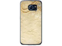 Чехол на Samsung Galaxy S6 G920 Кружевной орнамент (2160u-80-22700)