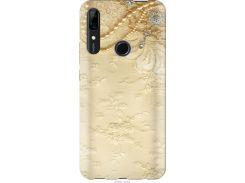 Чехол на Huawei P Smart Z Кружевной орнамент (2160t-1704-22700)