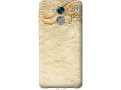 Чехол на Huawei Enjoy 6s Кружевной орнамент (2160u-1659-22700)