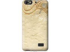 Чехол на Huawei Honor 4C Кружевной орнамент (2160u-183-22700)