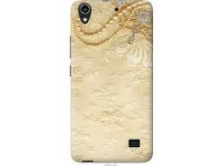 Чехол на Huawei Honor 4 Play Кружевной орнамент (2160u-213-22700)
