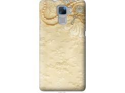 Чехол на Huawei Honor 7 Кружевной орнамент (2160u-138-22700)