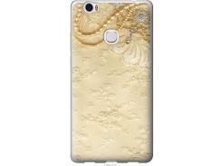 Чехол на Huawei Honor Note 8 Кружевной орнамент (2160u-418-22700)