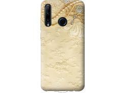 Чехол на Huawei Honor 10i Кружевной орнамент (2160u-1673-22700)
