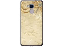 Чехол на Huawei GT3 Кружевной орнамент (2160t-472-22700)