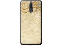 Чехол на Huawei Mate 10 Lite Кружевной орнамент (2160t-1240-22700)