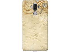 Чехол на Huawei Mate 9 Кружевной орнамент (2160u-425-22700)