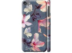 Чехол на iPod Touch 6 Нарисованные цветы (2714m-387-22700)