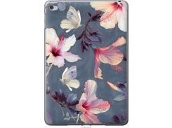 Чехол на iPad mini 4 Нарисованные цветы (2714u-1247-22700)
