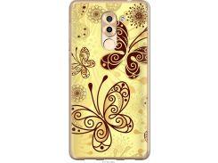 Чехол на Huawei Mate 9 Lite Красивые бабочки (4170t-474-22700)