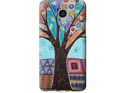 Чехол на Meizu MX4 PRO Арт-дерево (4008u-132-22700)