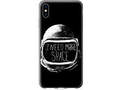 Чехол на iPhone XS Max I need more space (2877u-1557-22700)